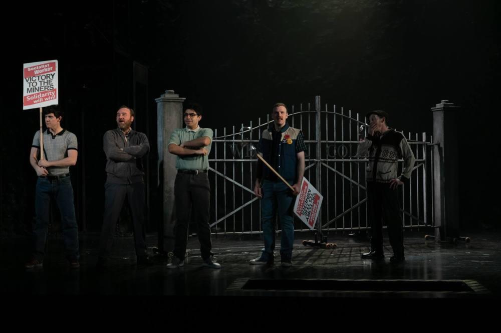 Joshua Glenister, William Travis, John Booker, Jack Quarton, Karl Haynes
